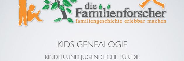 "Webinar ""Kids Genealogie"" – Videomitschnitt"